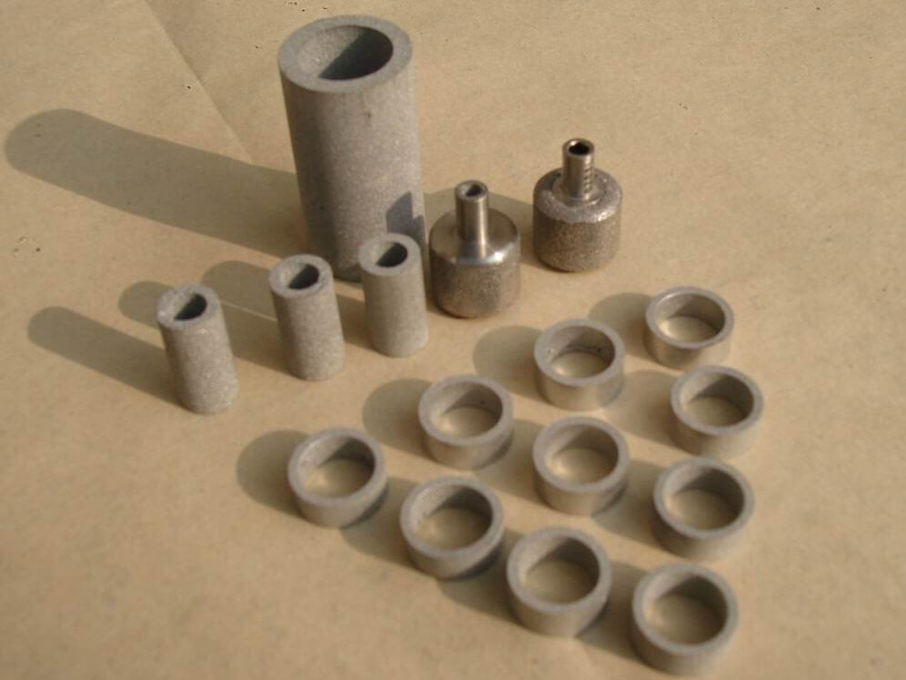 Sintered porous SS tube/pipe
