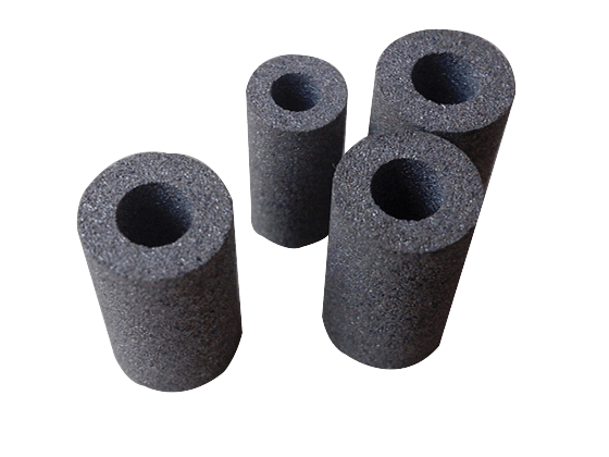Sintered porous titanium tube/pipe